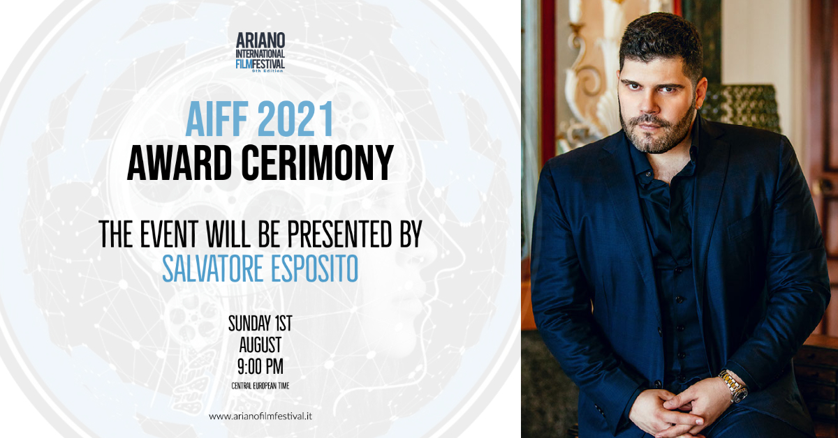 Ariano International Film Festival - Salvatore Esposito