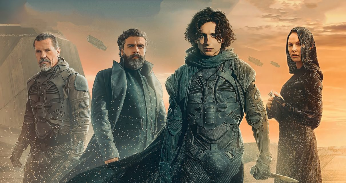 Dune Film Poster