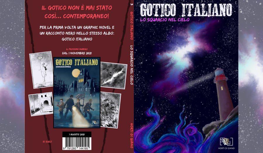 Gotico Italiano Comics