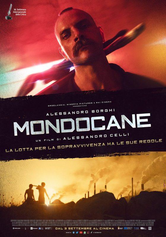 mondocane film poster