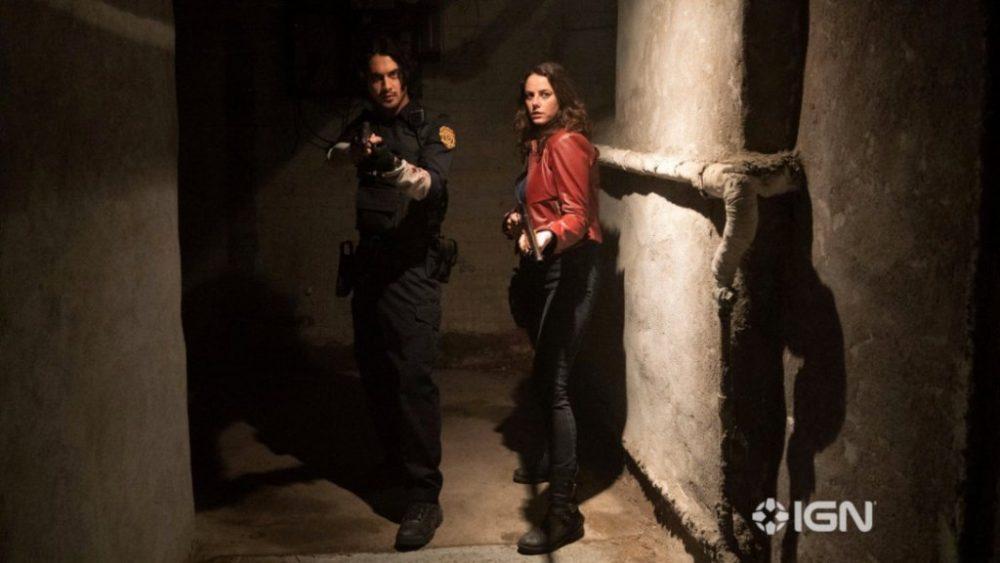Ecco le prime foto ufficiali di Resident Evil: Welcome to Raccoon City