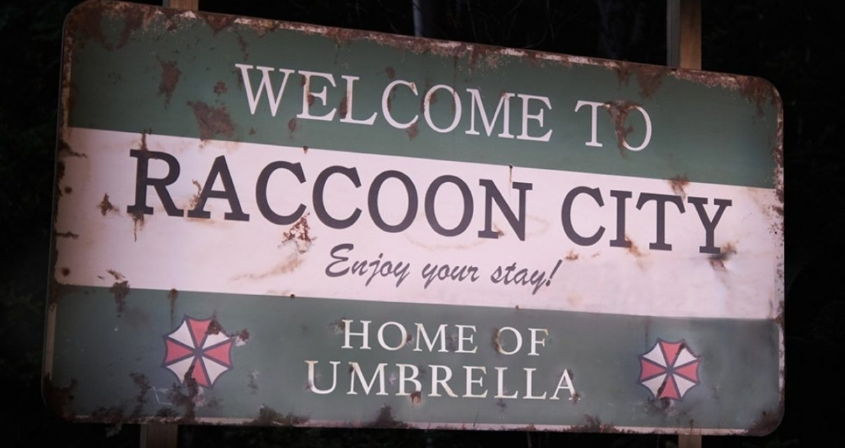resident evil welcome to raccoon city foto ufficiali