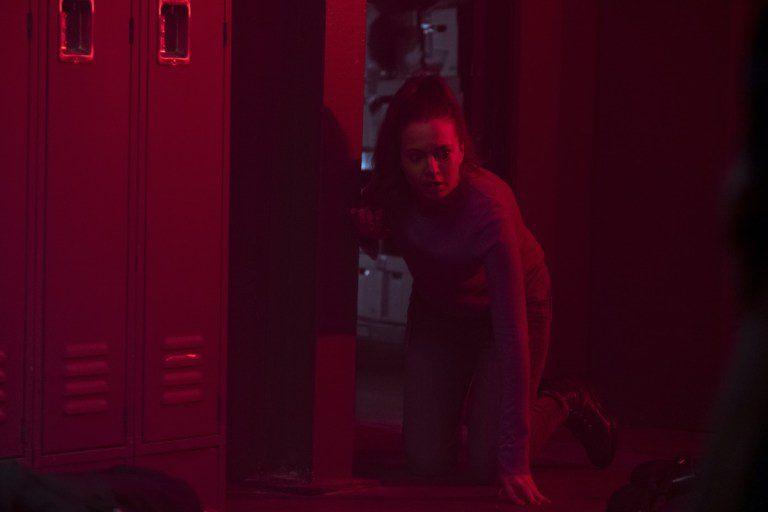 Annabelle Wallis e James Wan nelle foto inedite dell'horror Malignant