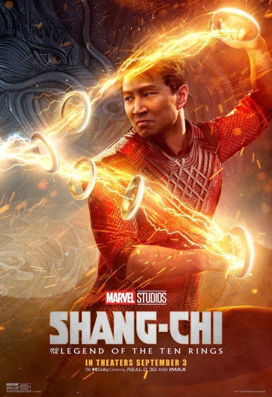 Shang-Chi e la Leggenda dei Dieci Anelli - Poster