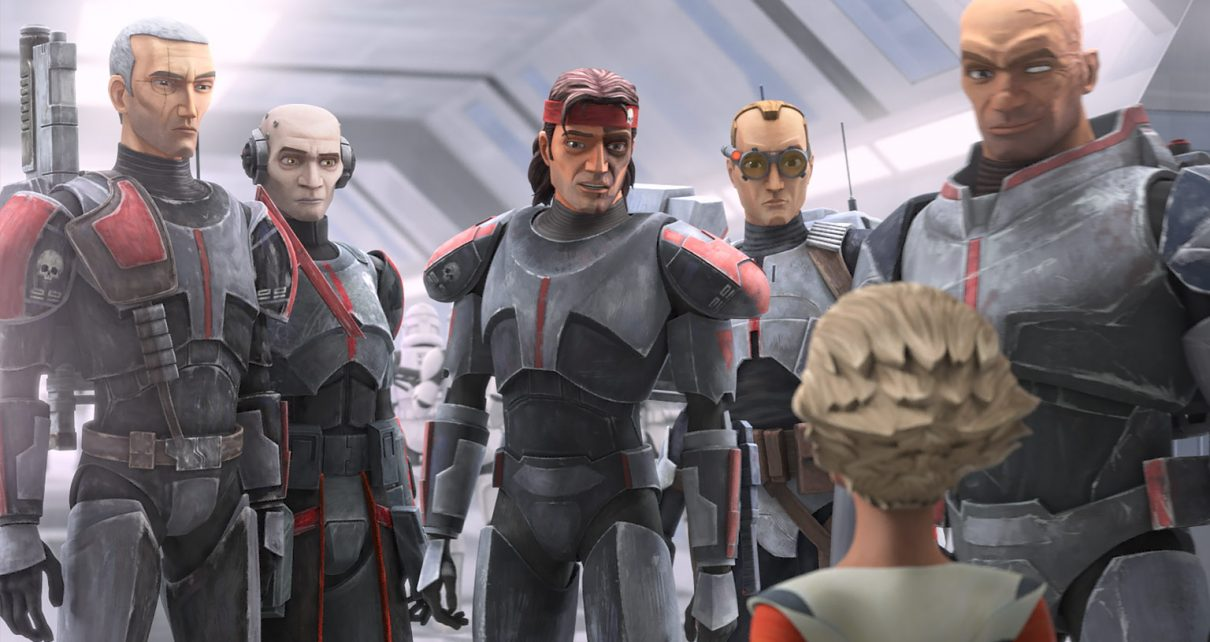 star wars the bad batch seconda stagione