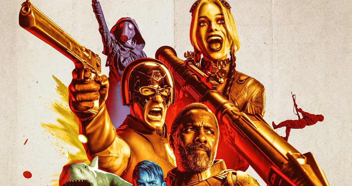 the suicide squad - box office usa weekend