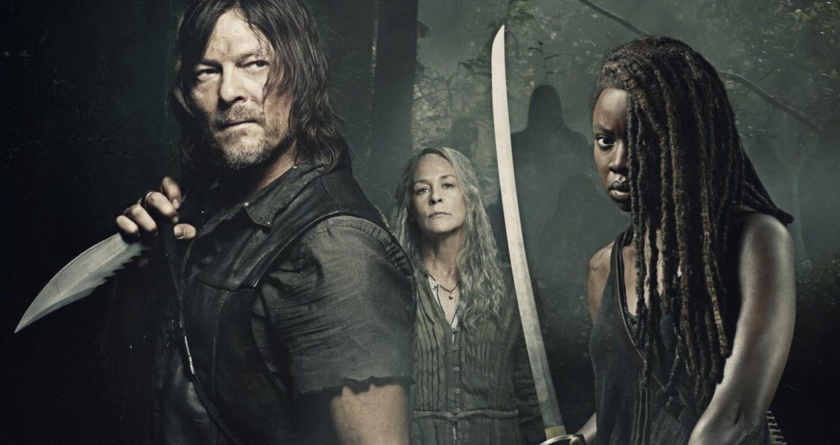 The Walking Dead 11: tante foto dalla stagione finale