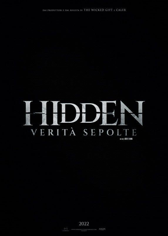 hidden - verità sepolte poster