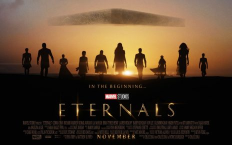 eternals uscita cinema