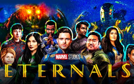 Eternals total film
