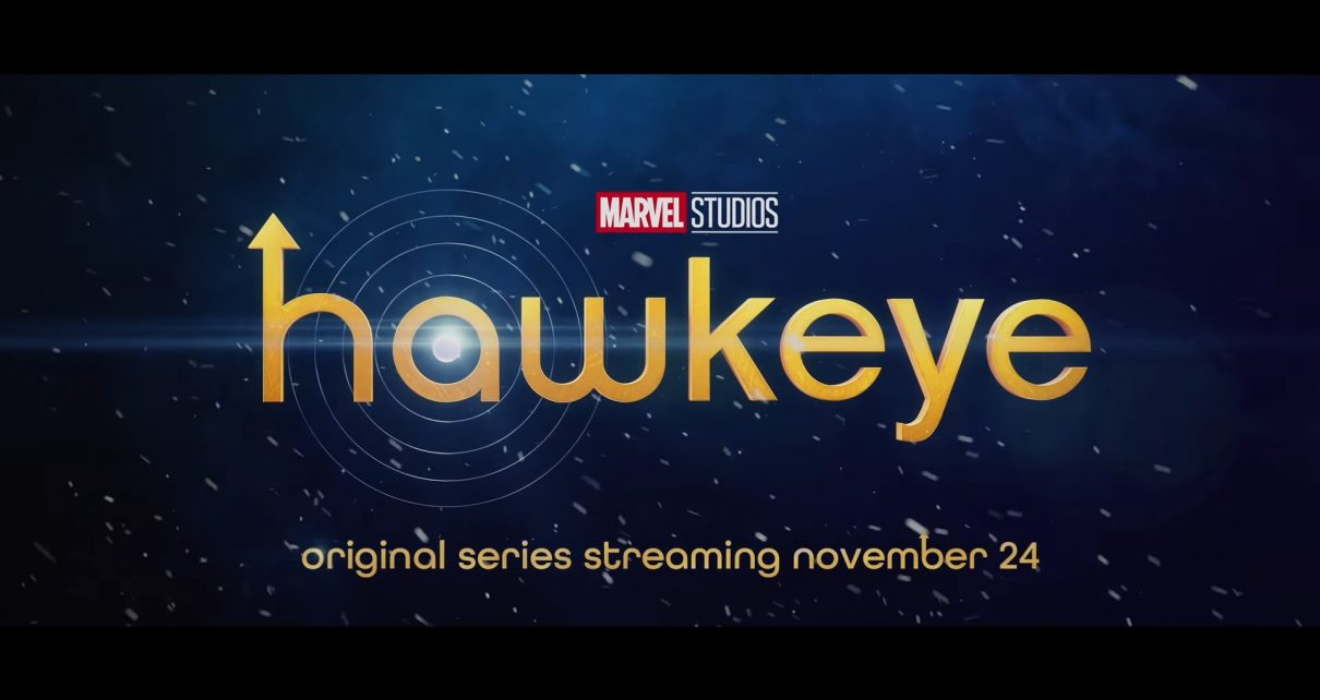 hawkeye serie trailer