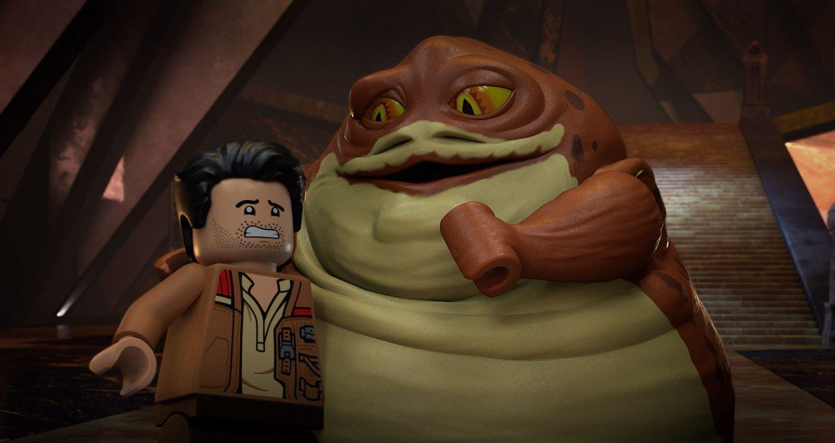 lego star wars racconti spaventosi trailer
