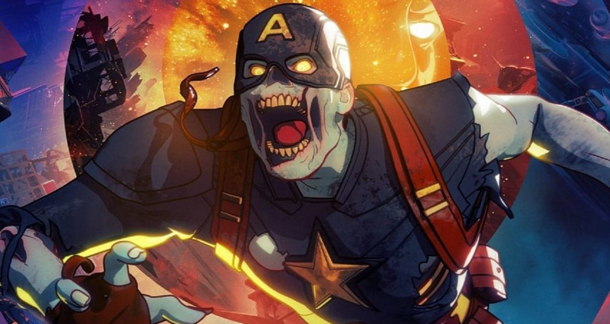 what if...? marvel zombies poster
