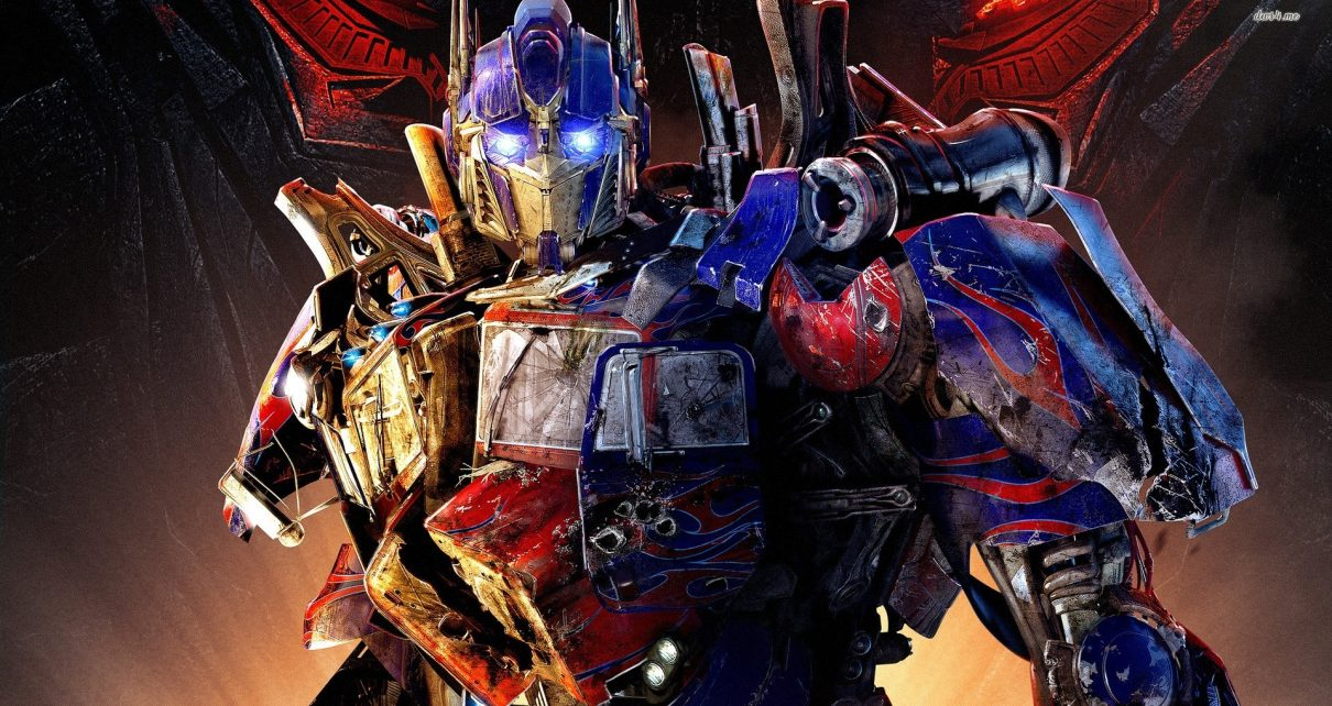 optimus prime set transformers il risveglio