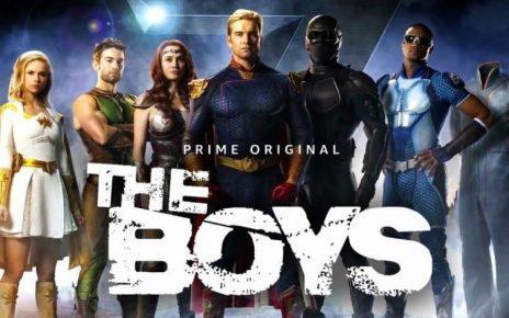 the boys terza stagione - foto dietro le quinte