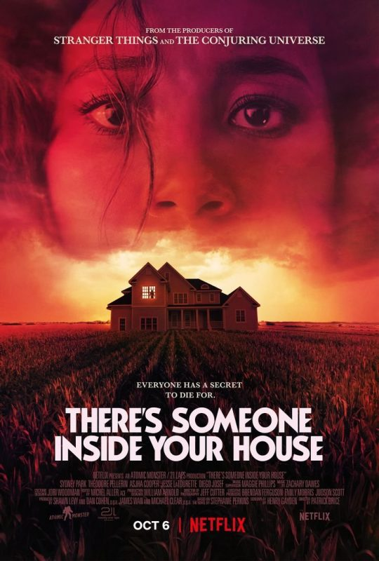 There's Someone Inside Your House: il trailer del nuovo horror Netflix