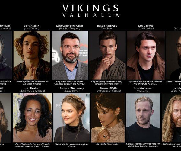 vikings: valhalla teaser trailer